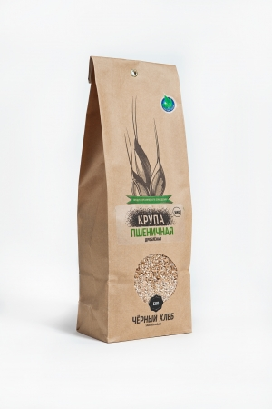 Крупа пшеничная дроблёная БИО, 0.5 кг