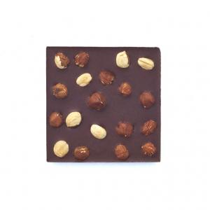 Шоколад молочный с фундуком, 90г