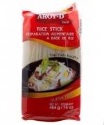 Рисовая лапша Aroy-D 1мм, 455г