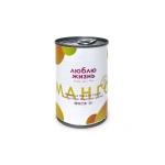 "Пюре из манго ""Люблю жизнь"" без сахара, 450г"