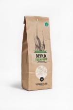 Мука пшеничная цельнозерновая БИО, 0,5 кг