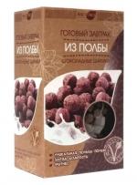 Готовый завтрак из полбы Шоколадные шарики Вастэко, 200 гр